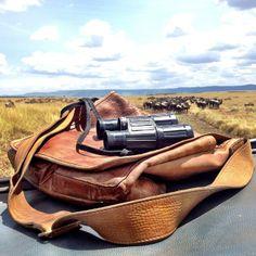 On safari in style. BelAfrique your personal travel planner - www.BelAfrique.com