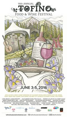 Wine Festival, Long Beach, Wine Recipes, Craft Beer, Fundraising, Wines, Claire, Illustration, Design