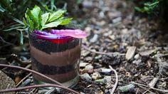 Chocolate Dirt Pot