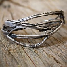 Yes, I like it...Stalk Bracelet Sterling silver, jewelry, bracelets