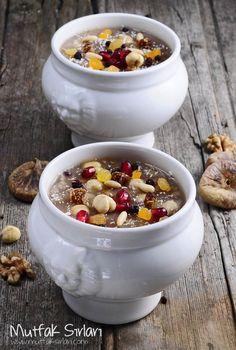 Aşure | Mutfak Sırları – Pratik Yemek Tarifleri