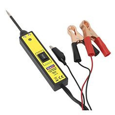 All the features of the Auto Probe but with an integral work light to aid use in dark engine bays plus an audible circuit tester for when the LED on the probe cannot be seen. Electric Circuit, Electric Cars, Electrical Tester, Tools And Equipment, Work Lights, Heating And Cooling, Airmail, Current Events, United Kingdom