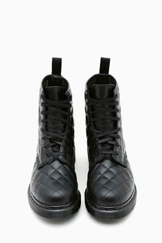 Coralie 8 Eye Boot by Dr. Martens