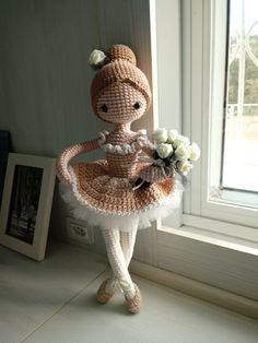 Crochet Amigurumi Free Patterns, Crochet Animal Patterns, Crochet Doll Pattern, Stuffed Animal Patterns, Tsumtsum, Baby Hats Knitting, Knitted Dolls, Crochet Projects, Crafts