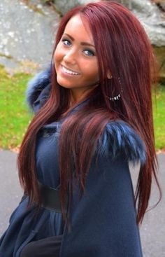 Hair color = Amazing! <3