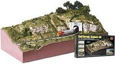 """woodland scenics n scale subterrain scenery kit bn 929 - Categoria: Avisos Clasificados Gratis  Item Condition: NewWOODLAND SCENICS N SCALE SUBTERRAIN SCENERY KIT BN 929Learn the five steps of the revolutionary SubTerrain Lightweight Layout SystemAA Build this 12"""" x 24"""" 304 cm x 609 cm N scale diorama with no mess or complicated calculations Create realistic terrain features with Plaster Cloth, rock castings and a tunnel portal Then, learn to make trees and landscape with various ground…"""
