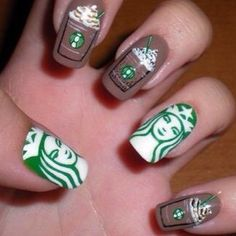 Nails - Starbucks