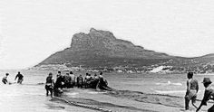 Trek fishing in Hout Bay in the Great Names, Travel Brochure, African History, Old Pictures, Cape Town, Wonders Of The World, Vintage Photos, Monument Valley, Trek
