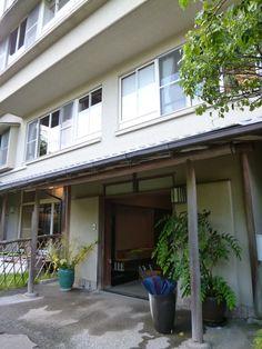 """Kizuna"" (Hotel), Shuzenji-Onsen (Terme) Shizuoka Japan (Settembre)"