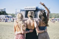 A photo diary of the Way Home Festival with our hosts Garnier.