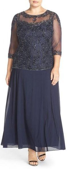 modest dress for mom or grandma
