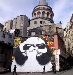 "Trebel Art ""Reincarnation"", Istanbul"