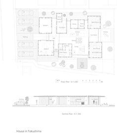 House in Tokushima. Architect: Suppose design office -Makoto Tanijiri; location:  Itanogun, Kitajimacho, Tokushima, Japan; year: 2011; photographs: Toshiyuki Yano Photography