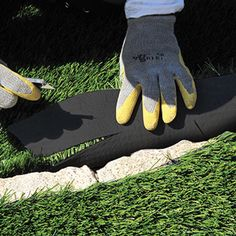 Do It Yourself Synthetic Grass Products & Installation - How to Install Artificial Grass | EasyTurf - Artificial Grass Surfacing