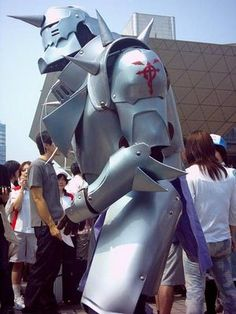 fullmetal alchemist alphonse elric cosplay