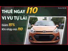 """Thuê xe tự lái giá rẻ. Thuê ngay Hyundai i10 vi vu tự lái. Giảm 15% khi nhập mã """"I10"""" #chothuexe #thuexe #thuexetulai #Hyundai #i10"""