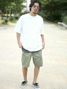 【WEB限定】BIG TEE/ビッグTシャツ・ホワイト/MEDIUM(8/9トピックス掲載商品)