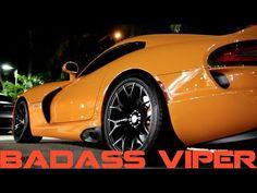 Viper on Viper CRIME! modded 2014 vs stock 2014