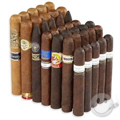 If I offered you Cohiba, Rocky Patel, Gurkha, Montecristo, La Gloria, and more for just $2.85 per cigar, you'd ask what the catch is. If I promised to stock your humidor with 35 of the biggest brand name cigars for less than $100, you'd say I was crazy. If I were to tell you I could save you over $350 on one sampler, you'd call me a liar. But a crazy, swindling liar I am not. And I'm delivering as promised. The proof is in the pudding, just look below at what's quite possibly the finest ...