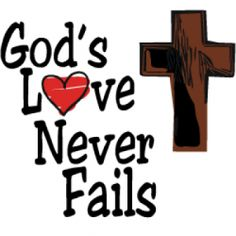 ❤ God's Love Never Fails ✝ Bible Quotes About Love, Love Scriptures, Scripture Quotes, Faith Quotes, Bible Verses, Jesus Prayer, God Jesus, God's Love Never Fails, God Will Provide