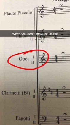 This word you say every time you have sight read.