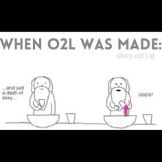 that's accurate o2l