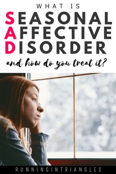 Seasonal Affective Disorder, also called SAD or the winter blues, is a common condition in the winter months. Here are some ways to treat it naturally. #mentalhealth #winterblues #winterdepression #seasonaldepression #SAD