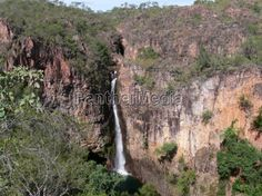 Tolmer Falls im Litchfield National Park (Northern Territory)