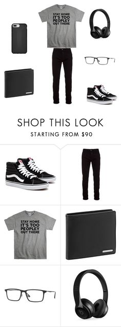 """Encore"" by mgwetzel ❤ liked on Polyvore featuring Marcelo Burlon, Porsche Design, Ray-Ban, Beats by Dr. Dre, Speck, men's fashion and menswear"