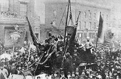 The Great Dock Strike