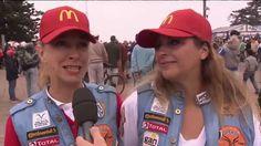 Rallye Aïcha des Gazelles du Maroc - l'Arrivée à Essaouïra,  Emotions fo...
