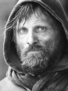 Viggo Mortensen from The Road