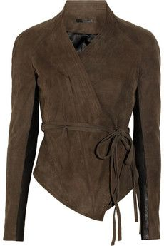 Gorgeous suede jacket