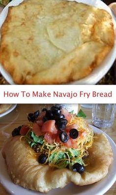 Yummy Navajo Fry Bread Recipe If you haven't tried Navajo fry bread, you are missing out on something so delicious you will slap yourself for not trying this sooner. Fry bread is wonderfully fluffy and lumpy, it can be used Fried Bread Recipe, Bread Recipes, Cooking Recipes, Fluffy Fry Bread Recipe, Indian Taco Recipes, Mexican Food Recipes, I Love Food, Good Food, Yummy Food