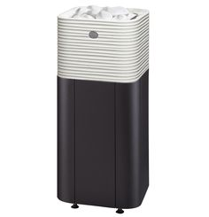 An integrated version of Huurre sauna heater.