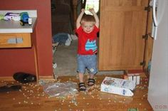 Dump A Day Have Kids They Said. It'll Be Fun They Said. - 34 Pics