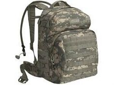 CamelBak Motherlode Backpack with 100 oz Hydration System Nylon Army Universal Camo