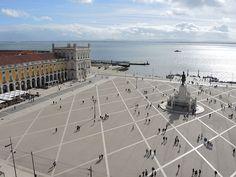 Praça do Comércio | Terreiro do Paço.  Lisbon, Portugal