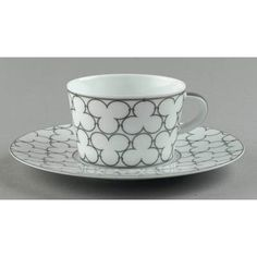 Raynaud Silver Tea Saucer