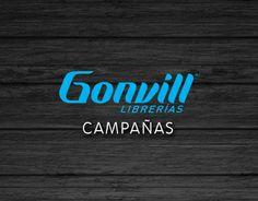 Campañas Librerías Gonvill.