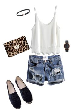 Get the summer casual look…