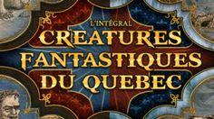 Légendes québécoises lues par Bryan Perro