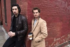 Article from timeout.com Adam Driver and Andrew Garfield on Martin Scorsese's new film SilenceSilence stars Adam Driver and Andrew Garfield talk about the cathartic experience of shooting Martin Scorsese's epic By Joshua Rothkopf Posted: Tuesday December 20 2016 Photographed by: Jake Chessum