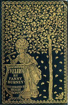 Fanny Burney - Evelina (number 958)