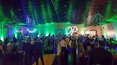 Custom 'P' Monogram   BRAVO~Live DJ   KY Weddings