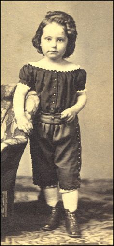 WOW! BOY IN A DRESS - Part II by PAT STREET; how to tell a boy child from a girl in vintage photos