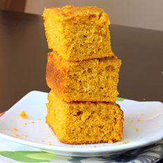 Sugar Cooking: Pumpkin Cornbread