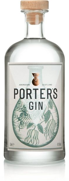 porters gin