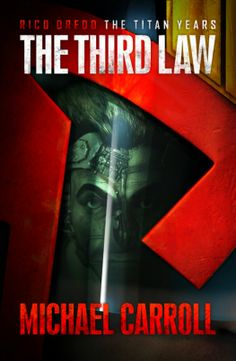 My new Dredd e-book: Rico Dredd: The Third Law - out now!