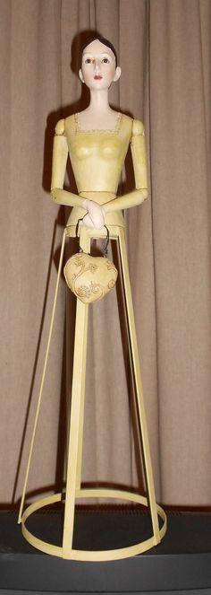 Santos Cage Doll...